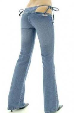 He or She? Wicked Women's Jeans For Men