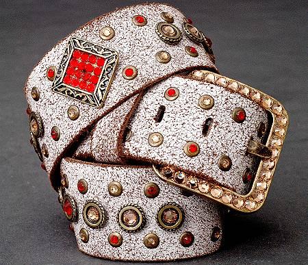 Belt from: http://www.zaniabelts.com