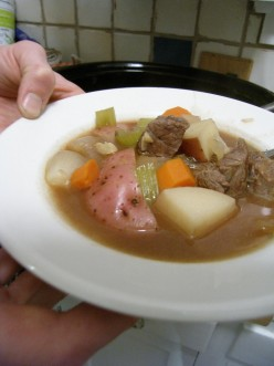 FAST & EASY Beef stew - for LAZY COOKS, like Me!