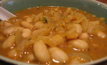 White Bean Soup Doesn't Have To Be Boring. Check Out The Below Delicious Recipe For Herbed White Bean Soup.