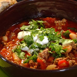 Here on this page you will find the recipe for the most delicious Chicken Chili Recipe you will ever eat. It is so delicious.