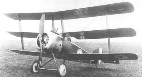 Bob Little became an Ace in a Sopwith Triplane and became a master warrior and performer at its controls.