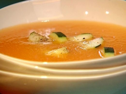 Did you make this delicious cantaloupe soup. How did you like it. Post your comments below now.