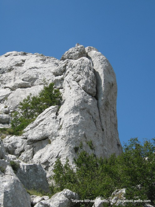 Angels of Velebit, mythical winged creatures are protecting the mountain