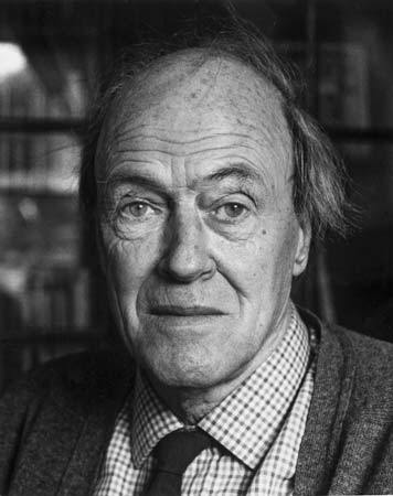 Author Roald Dahl