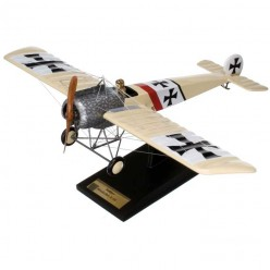 With this monoplane the Germans gained the upper hand; until the allies also introduced a similar interrupter cam.