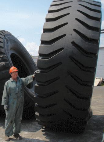 Tire size 33.25-35 cost is around 3500.00