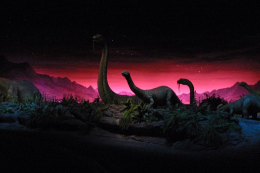The Dinosaurs of Universe of Energy