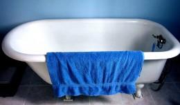 Soak in a warm bath!
