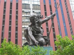 Berkut: http://en.wikipedia.org/wiki/File:Portlandia.jpg