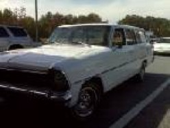 1967 Nova first donation, what a neat ride
