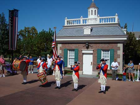 World Showcase: United States