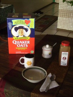 Spice Up Your Oatmeal