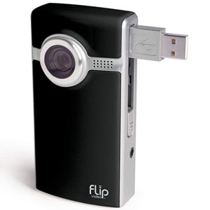 Flip ultra video camera, the best video camera I've ever had! Although when it smokes in bed I have to complain!