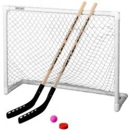 Hockey - a much beloved sport with a lot of less beloved chances of permanent injury to children in particular.