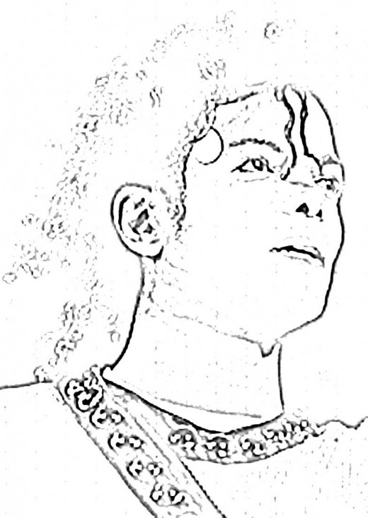 Michael Jackson Free Wallpapers Free-Kids Coloring Pages Costume Idea Page