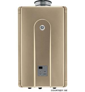 A Tank less water heater
