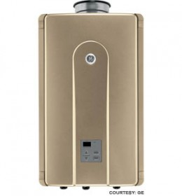 A Tank less water heater