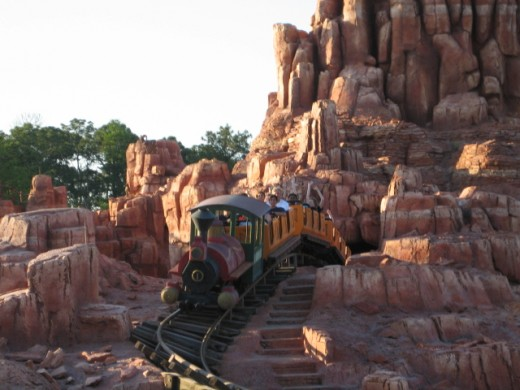 Frontierland: Thunder Mountain