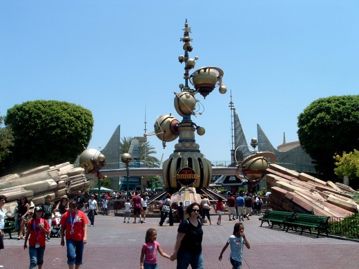 Magic Kingdom: Tomorrowland