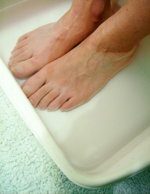 Natural Remedies For Feet Fungus