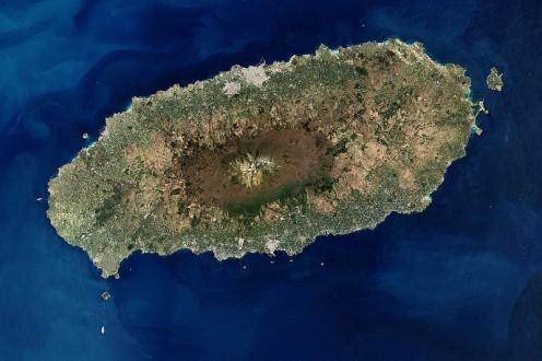 NASA aerial photo