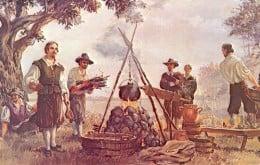 Early settlers in Kentucky distilling whisky