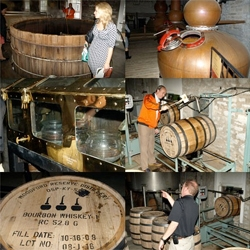 The modern distillation process