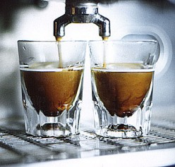 Espresso aromas are now a favorite note in perfumery