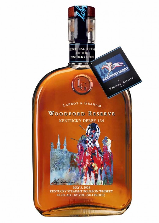 Woodhouse Reserve Bourbon, made in Kentucky