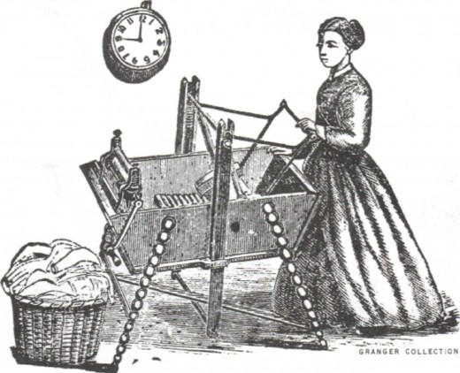 When Was the Washing Machine Invented? | hubpages