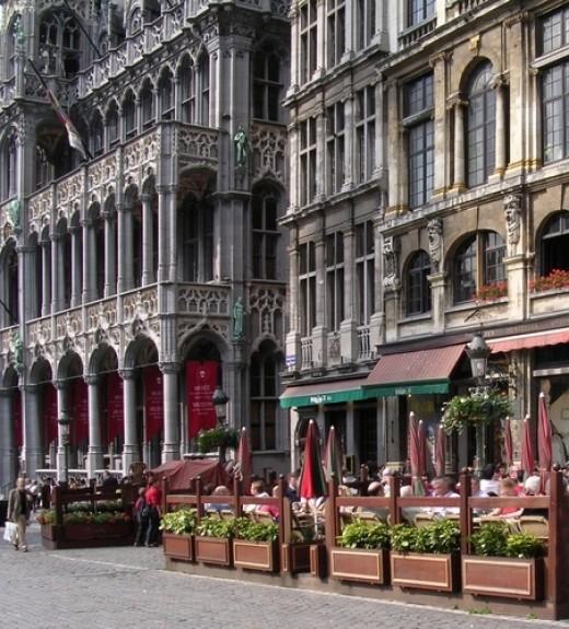 Brussels Street Restuarant