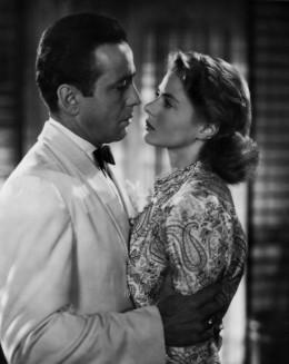 'Casablanca' with Bogart