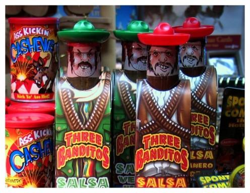 Banditos Salsa (public domain)