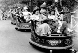 Fatty Arbuckle at Coney Island (all photos public domain)