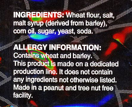 Read Labels Carefully