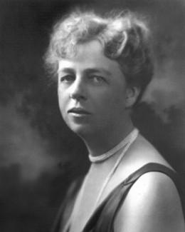 Eleanor Roosevelt in revealing ballgown