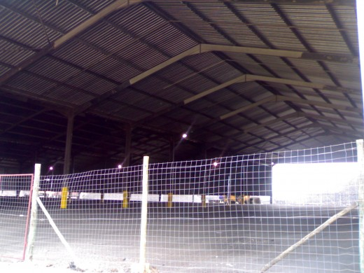 A typical Factory to lease or for sale in Durban