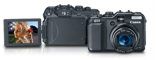 Canon G11 Powershot Digital Camera