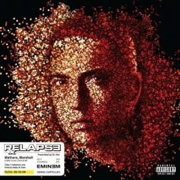 "The album is the sixth by Eminem and the first since the release of ""Encore"" in 2004."