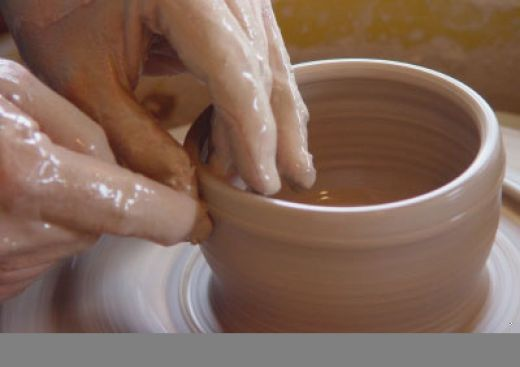 Behold, as the clay is in the potter's hand, so are ye in mine hand, O house of Israel