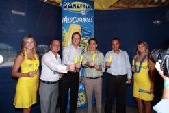 Presenting the new Inca Kola ice cream!
