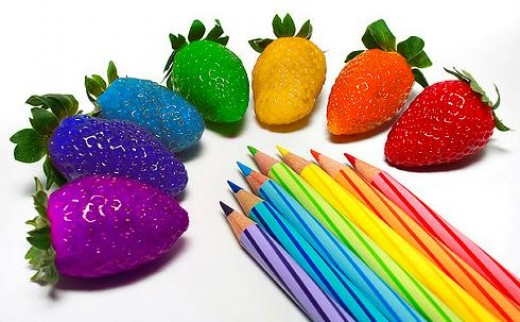 Foods that has vivid colors are loaded with phytonutrient an  essential chemical in warding of diseases