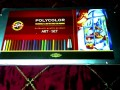 Product Review - Koh-I-Noor Polycolor Museum Art Set