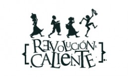 This was originally a logo, but it shows all the elements of the Revolución Caliente sellers and the Peruvian black people culture.