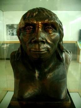 The Peking Man:   Photo by Mutt, Wikipedea