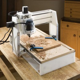 CNC engravers are the most popular type of engraving machines.