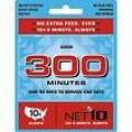 NET10 300 Minute Card