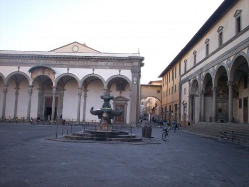 Piazza Santissima Annuniata