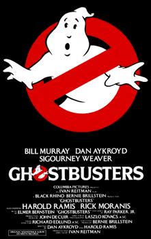 GhostBusters I & II  Source: Wikipedia